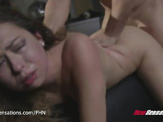 Melissa Moore Gets Rough Domination Sex