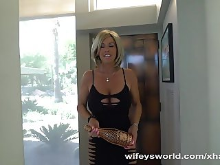 Fucking My Big Titty Neighbor
