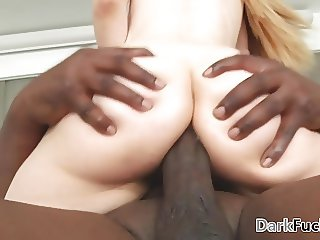 Rough Monster Cock Anal Fuck