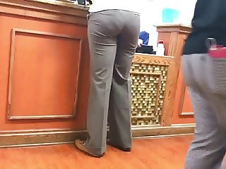 TIGHT SLACKS