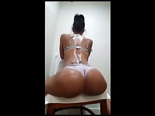 Big Booty Phat Ass Amateur 3 by MysteriaCD