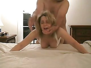 Real Housewife Used Hard by Hubby