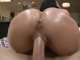 Amazing ass Katie St. Ives takes massive cock