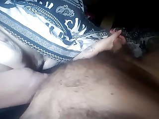 Another nice wank off the wife.