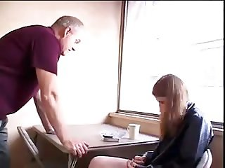 STP3 She Fucks Her Dad To Avoid A Bollocking !