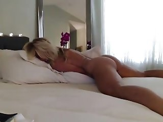 Hot Milf is longing for cock