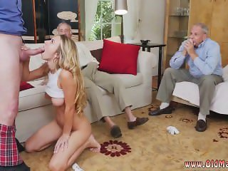 Old men fucking young men Molly Earns Her