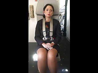 yet another stewardess