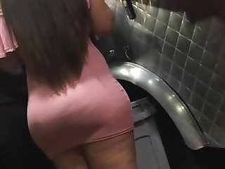 THICK LATINA ASS TIGHT DRESS VTL