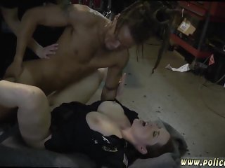 Dl bbc tranny Chop Shop Owner Gets Shut Down