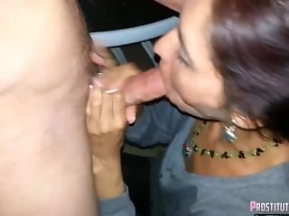 Caught Girlfriend Blowjob to a Young boy