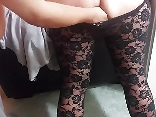A lil spanking and teasing