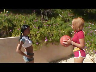 Chocolate Sorority Sistas 2 - Scene 4