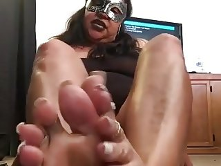 Toes Tease