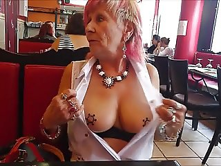 CHARMING FRENCH WOMAN 4