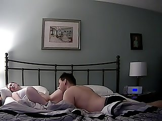 Hidden Cam - Sex, Magic Wand, Orgasms - vid 1 of 2