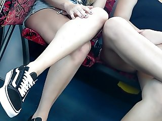 Bare Candid Legs - BCL#276