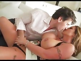 sexy Milf eva get fucked in the pussy and in the ass