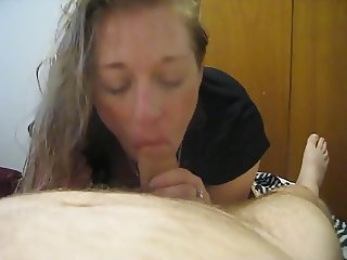 Seattle White Trash Hooker Swallows Load