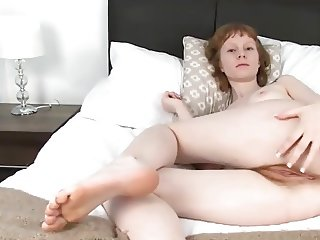 Young Hairy spread
