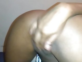 Sexy ass Keke twerking black pussy and Fucked
