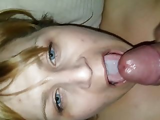 Cum hungry  whore