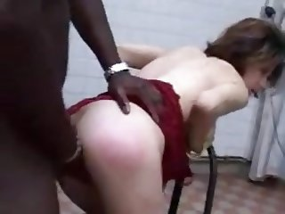Petite French Anal BBC