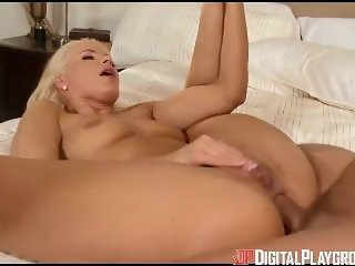 Digital Playground- Hot Blonde Wife Offers Her Ass For Fucking