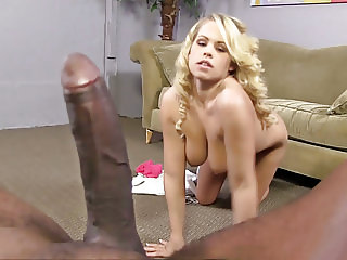 Busty Britney Young Loves BBC