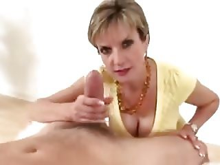 British MILF Hopes His Wife Doesn't Find Out