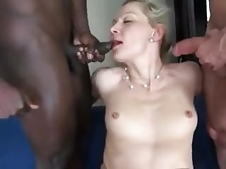 Hot milf and her younger lover 898