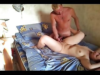 Nice homemade amateur couple fucking