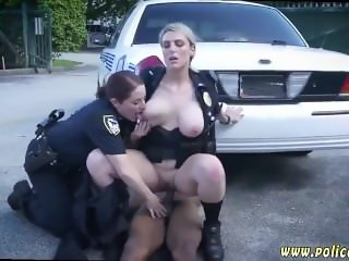 Milf and crony make out We are the Law my