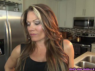 Yet Another Blackmailed MILF