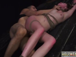 Old man gangbang young brutal Lizzie Bell