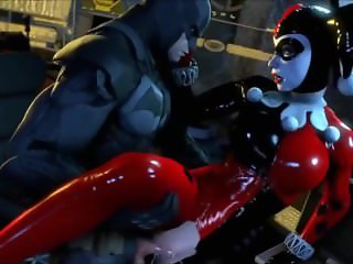 Batman Chicks 3D HD Hentai SFM Compilation
