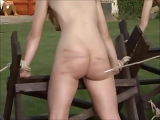 funny (but harsh) caning clip