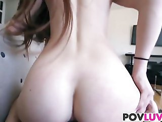 HUGE Dick For Teen Kimberly Brix
