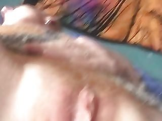 Licking my hot wife