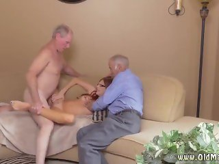 Old women young guy xxx Frannkie And The