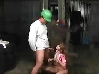 Cute pigtailed Krista gets fucked before she drinks piss