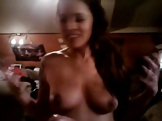 Badass white boy fucks amazingly beautiful wife part 2