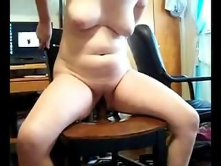 straight mature aged busty sextoy anal fisting sissy 84