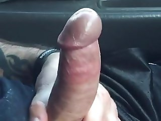 big cock stroking until slut wife can't take it no more
