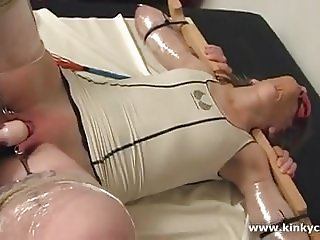 Pumped clit and catheter insertion