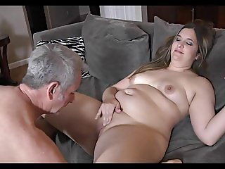 Fucking My Younger BBW Lover