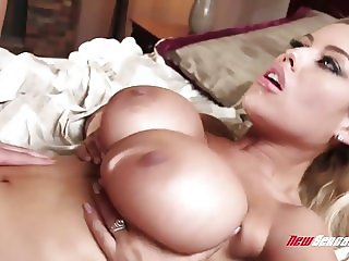 Horny Mom Bridgette B Fucking Hung Stepson