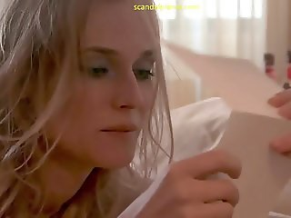 Diane Kruger Nude Boobs And Nipples In Sky ScandalPlanet.Com