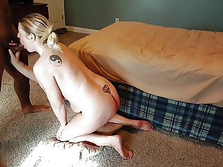 Clip Of UR Mom Sucking Dick! AND SHE'S A GOOD DICK SUCKER!!!