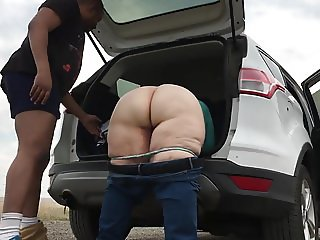 Ovulating Bbw wants it Outdoors